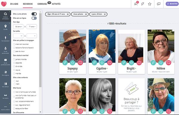 créer un bon profil sur un site de rencontre