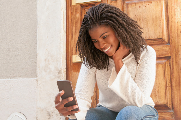 entamer la conversation en ligne