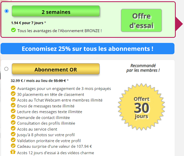 prix jacquie michel contact